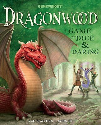 Dragonwood: where the landscape is everchanging by Gamewright