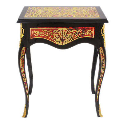Boulle France Versailles Boulle Style Side Table