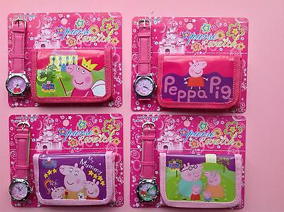 PEPPA PIG Watch and Wallet Set