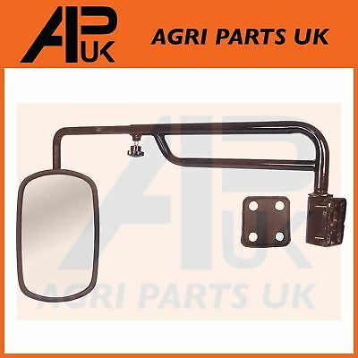 Telescopic Extendable Mirror Arm & Head Tractor Ford New Holland Massey Ferguson