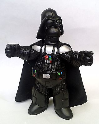 homer simpson parody star wars  darth vader  mexican toy resin