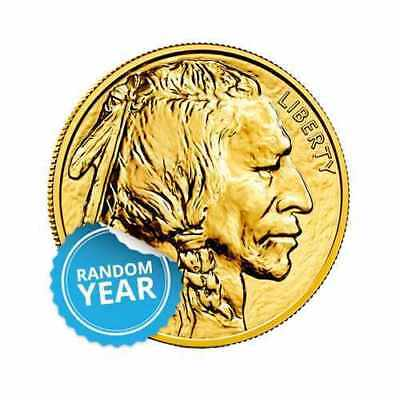 1 oz Gold American Buffalo Coin Brilliant Uncirculated