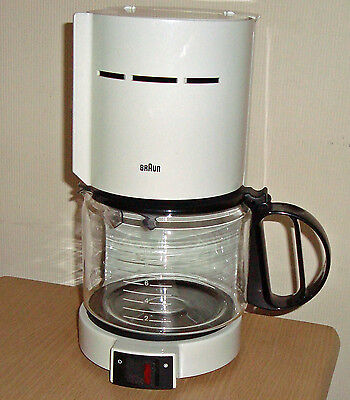 NEW Braun Aromaster COFFEE MAKER Machine 10 cups made in Germany
