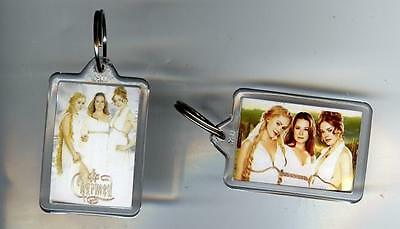Charmed Goddesses Double Sided....  Keyring / Keychain  ...