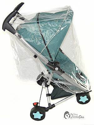 Raincover Compatible with Quinny Zapp Pushchair (142)