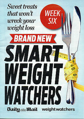 ~ Daily Mail Smart Weight Watchers Booklet ~ Week 6 ~