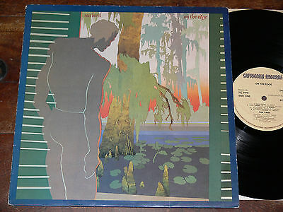 SEA LEVEL On The Edge LP ♬ 1978 JAZZ FUNK/ROCK UK Capricorn Orig
