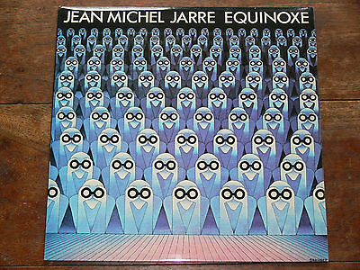 JEAN-MICHEL JARRE Equinoxe LP NM UK 1978 Polydor Orig POLD5007 SYNTH/ELECTRONIC