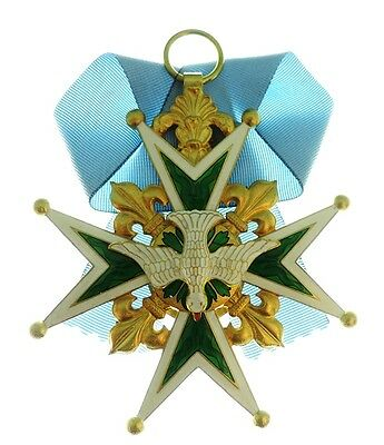 Order of the Holy Spirit. France. Excellent copy