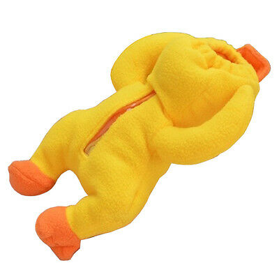 Baby Animal Holder Storage Bag Pouch Cover for Milk Bottle(Yellow Duck) 05CF