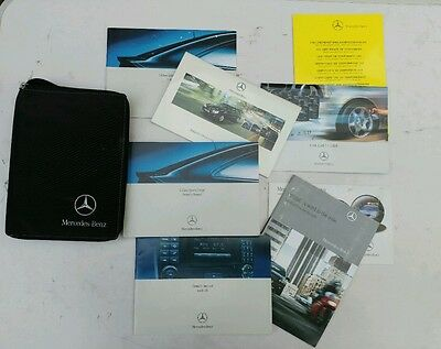 Mercedes W203 c class coupe owners manual