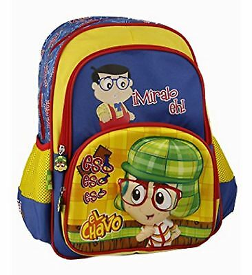 "El Chavo del Ocho Cloth Medium Backpack - ""Miralo Eh!"""