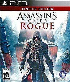 Assassin's Creed: Rogue Limited Edition - PlayStation 3 PS3 - BRAND NEW & SEALED