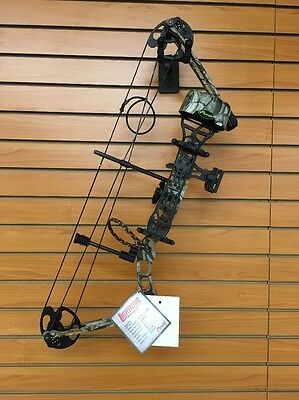Parker Lightning RH Compound Bow With Outfitter Package 30-60# LIFETIME WARRANTY