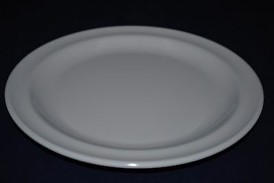 "4 Dozen  NEW US109  9"" Melamine Round Dinner Plate  DP-509    WHITE"