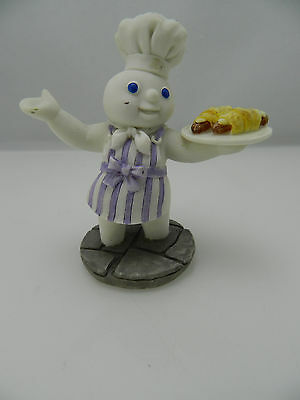 Danbury Mint Pillsbury Doughboy Perpetual Calendar Month Figurine - June