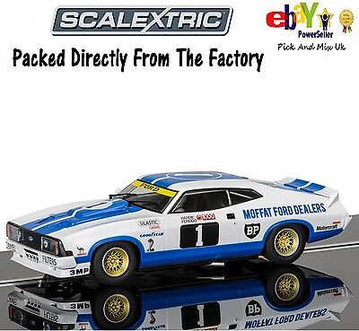 NEW IN  Scalextric Slot Car Ford XC Falcon - 1978 Bathurst 1000  C3741
