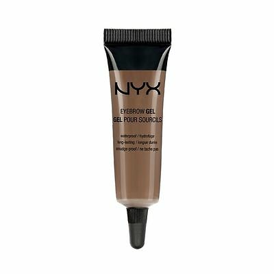 NYX Waterproof Eyebrow Gel - BRUNETTE, EBG03 (ALL FREE SHIPPING)