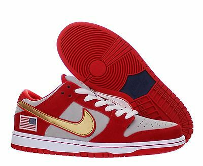 005069f6c792 NEW MENS NIKE Dunk Low Pro SB Nasty Boys Shoes 11.5 Red 304292-610 ...