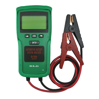 DLG DI-215A Automotive 12V/24V Battery Tester BUY 1 GET 1 CIRCUIT TESTER FREE