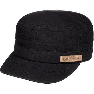 Quiksilver Renegade 2 Mens Headwear Cap - Black One Size