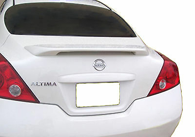 Painted Rear Wing Spoiler For A Nissan Altima 2-Door Coupe  2008-2013