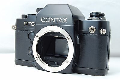 Contax RTS II 35mm SLR Film Camera Body Only  SN154084