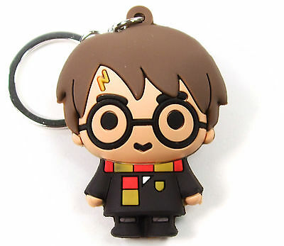 HARRY POTTER 3D Collectors Keyring Series 2 HARRY FIGURAL KEYCHAIN Blind Bag
