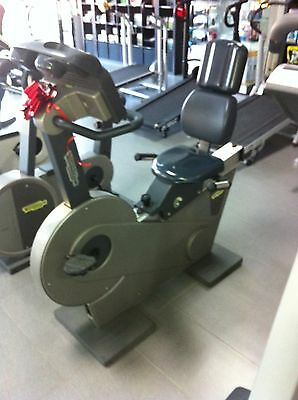 Xt Pro 600 Technogym Bike Recline Usata Revisionata  -  No Excite No Panatta