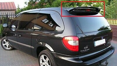 Chrysler Grand Voyager 2001 - 2006 Rear Roof Spoiler New