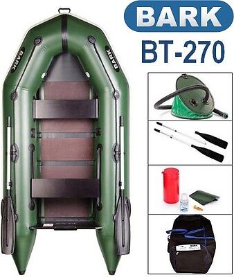 Bark BT-270 5,6ft inflatable powerboat fishing boat