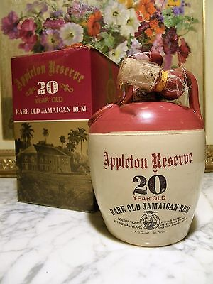 Rum Appleton Reserve Aged In Wood 20 Tropical Years Old – 4/5Quart 86 Proff