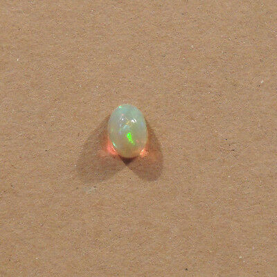 Ethiopian Opal 7x5mm with 4.5mm dome Cabochon from Wollo Province (11682)