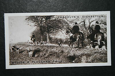 Atherstone Foxhounds  Vintage 1920's Photo Card  VGC / EXC