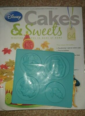 Disney Cakes and Sweets - Issue 64 - Pocahontas