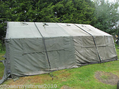 18x24 Army Military Tent HUGE Temporary Garage Workshop Events Marquee Airsoft