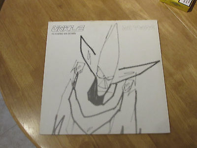 "UNKLE Featuring IAN BROWN ‎– Be There 12"" Vinyl RARE STONE ROSES MO WAX"