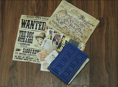 Doctor Who prop Replica custom RIVER SONG  Diary  Used