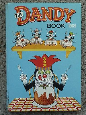 Dandy Book 1969 annual ... 'Excellent'