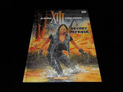 Vance / Van Hamme : XIII : Secret défense EO Dargaud octobre 2000