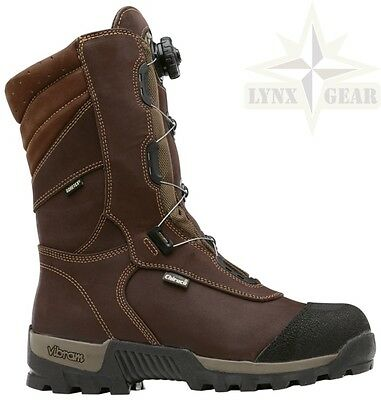 Gore-Tex Hunting boots Chiruca Dogo Boa 100% leather, brown, made in EU
