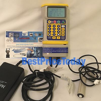HOSPIRA GEMSTAR ABBOTT EPIDURAL INFUSION IV PCA PUMP POWER SUPPLY Battery Bolus