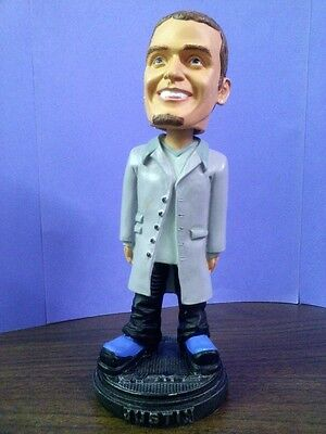 NSYNC Collectible Justin Timberlake Best Buy Bobble Head 2001 1st Sub