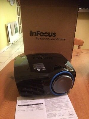 InFocus IN3 138HD DLP Projector - Used