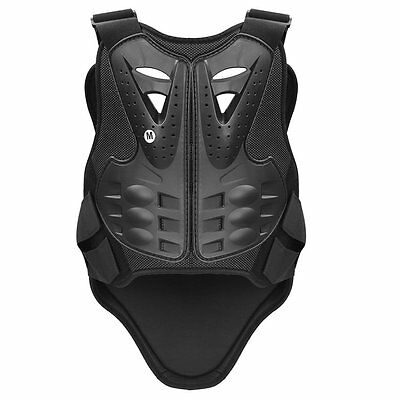 Pellor Cycling Skiing Riding Skateboarding Chest Back Spine Protector Vest Armor