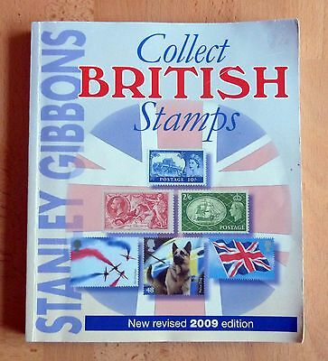 Stanley Gibbons Collect British Stamps 2009 Paperback