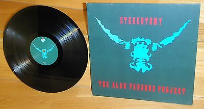 The Alan Parsons Project / Stereotomy