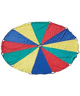 S&S Worldwide Parachute with 8 Handles Game 12'