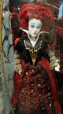 Disney Alice Through the Looking Glass Doll The Red Queen Iracebeth NIB