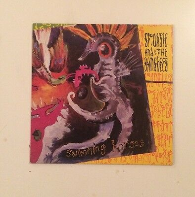 "Siouxsie And The Banshees - Swimming Horses - 12"" LP Vinyl Record - (1984)"